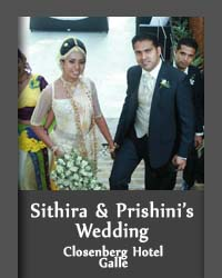 sithira & Prishini´s wedding well planned by 3n wedding planners